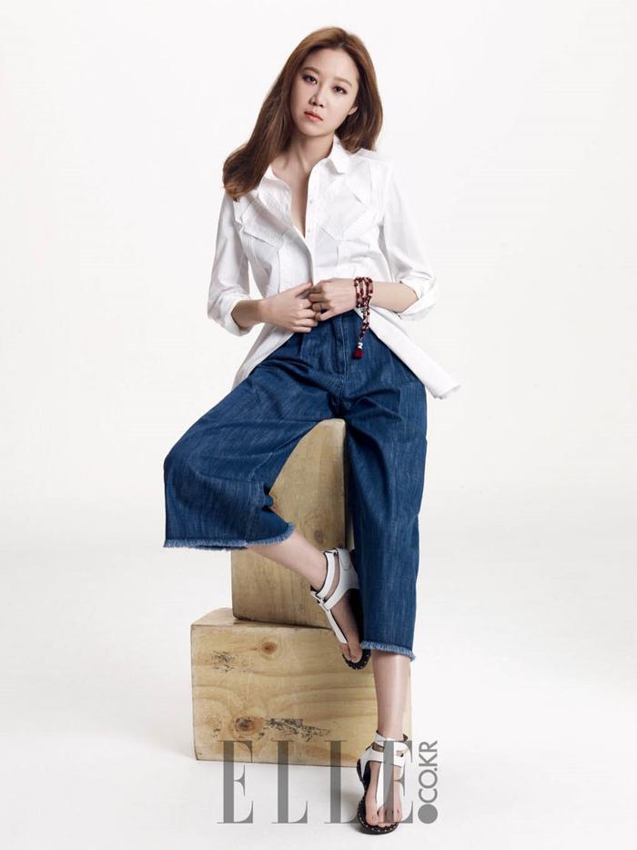 10 ngôi sao Hàn được K-Net đánh giá là minh chứng cho câu nói Người đẹp mặc gì cũng đẹp ảnh 8