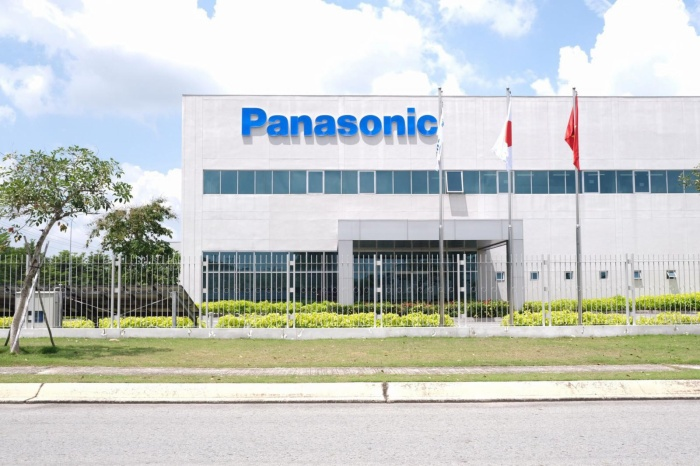 Cơ sở sản xuất củaPanasonic tại Việt Nam đang được đặt tại ngoại ô Hà Nội. Đây chính là trung tâm lắp ráp tủ lạnh và máy giặt lớn nhất của Panasonic tại Đông Nam Á. (Ảnh: Internet)