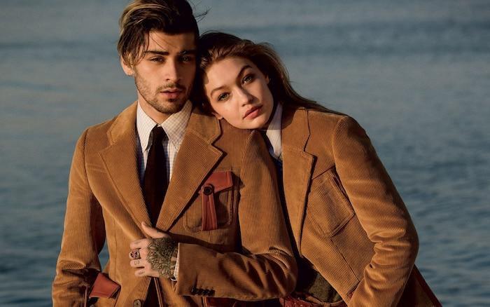 Gigi Hadid và Zayn Malik