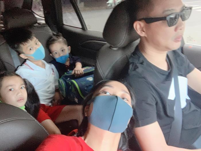 Ốc Thanh Vân chia sẻ những nguyên tắc của gia đình mình trong việc chăm sóc các con