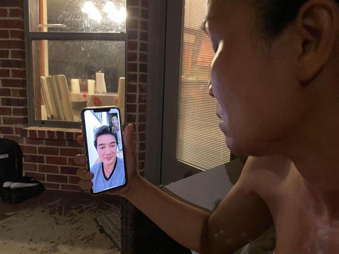 Ca sĩ Đàm Vĩnh Hưng đã rơi nước mắt sau khi chứng kiến hình ảnh của người em thân thiết