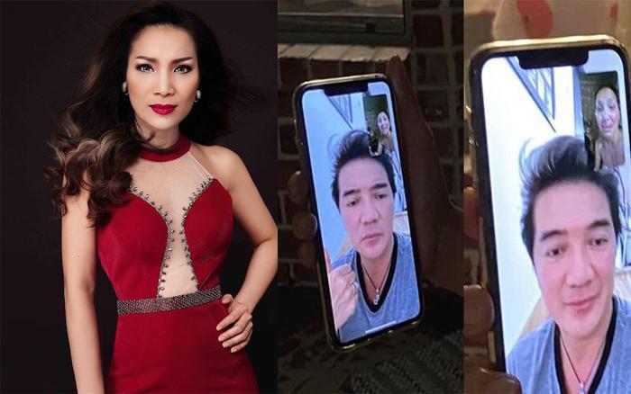 Hồng Ngọc lộ gương mặt bị bỏng nặng qua màn hình facetime cùng Đàm Vĩnh Hưng ảnh 5