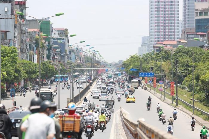 Hôm qua, Hà Nội ghi nhận nhiệt độ cao nhất trong tháng 5 kể từ năm 1961 đến nay