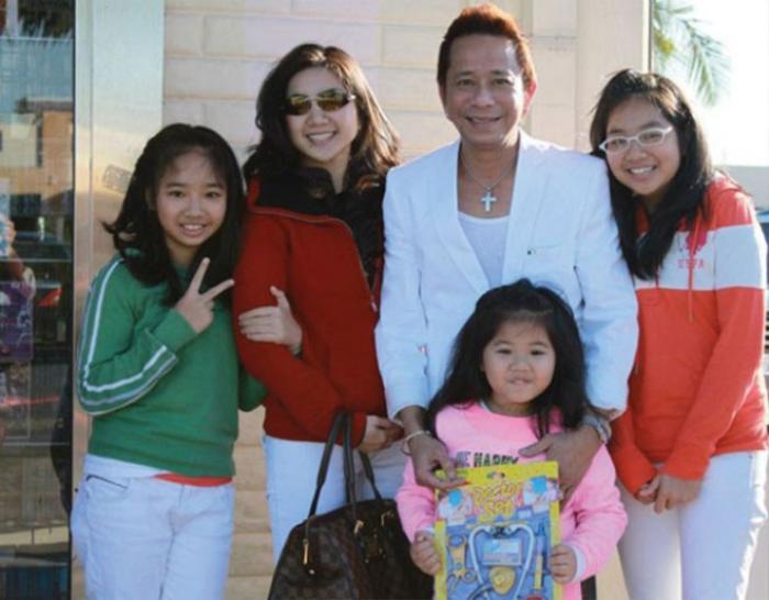 Chân dung cô con gái xinh đẹp, từng mang thai ở tuổi 18 của nghệ sĩ hài Bảo Chung ảnh 1