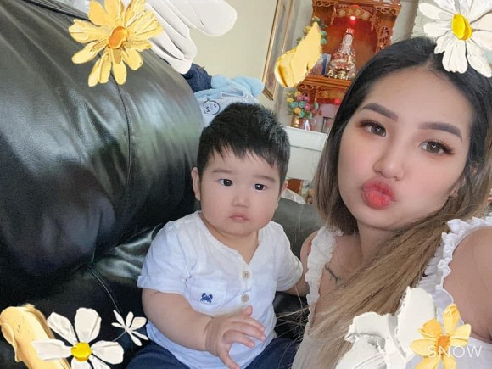 Được biết, dù được mẹ dẫn đi đặt vòng nhưng con gái của Bảo Chung vẫn dính bầu.