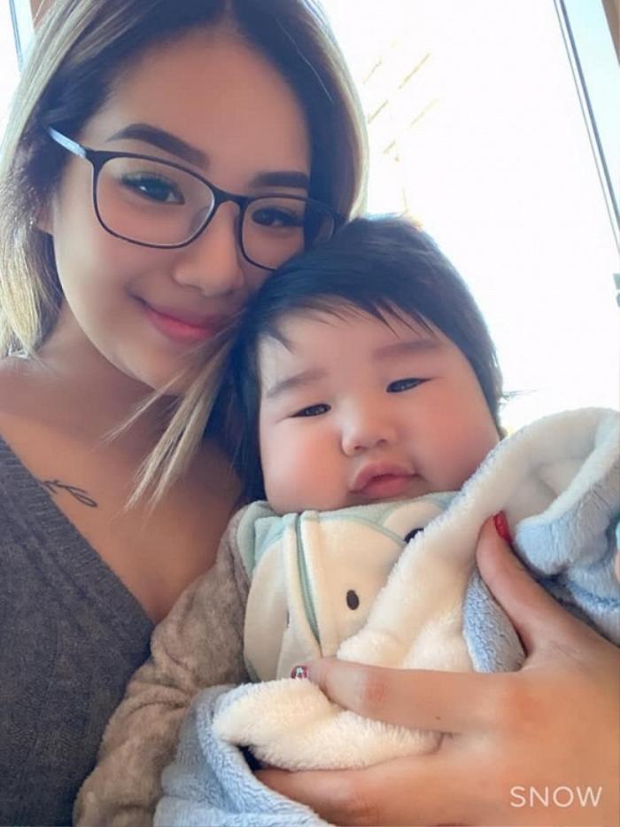 Chân dung cô con gái xinh đẹp, từng mang thai ở tuổi 18 của nghệ sĩ hài Bảo Chung ảnh 3
