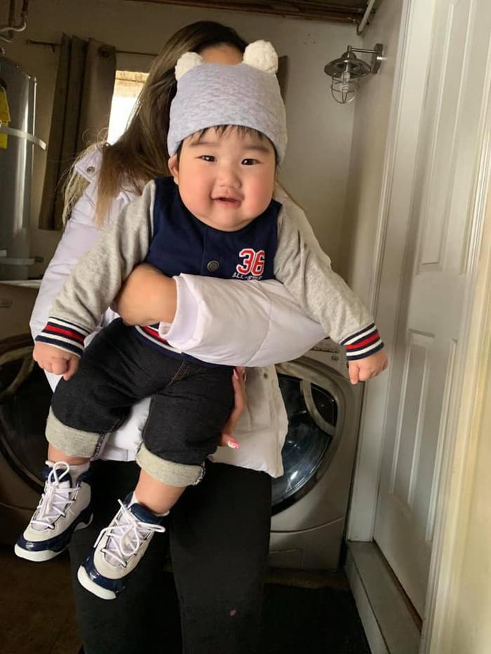 Chân dung cô con gái xinh đẹp, từng mang thai ở tuổi 18 của nghệ sĩ hài Bảo Chung ảnh 5