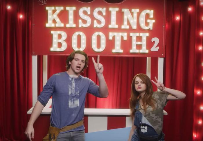 The Kissing Booth 2 ấn định ngày ra mắt chính thức: Những điều chúng ta biết về phần tiếp theo ảnh 1