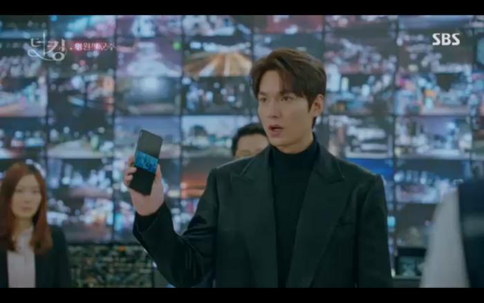 'Quân vương bất diệt' tập 12: Lee Min Ho hỏi Jung Eun Chae có phản bội không nhưng cô từ chối trả lời?