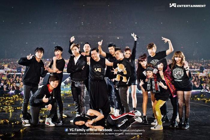 Nhắc đến YG giai đoạn đầu là nhắc đến những nghệ sĩ có phong cách âm nhạc và hình tượng vô cùng cá tính.