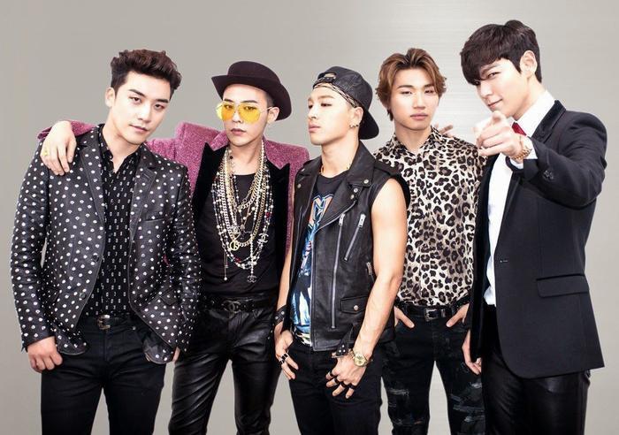 và BIG BANG mang hình tượng nghệ sĩ nhiều hơn idol.