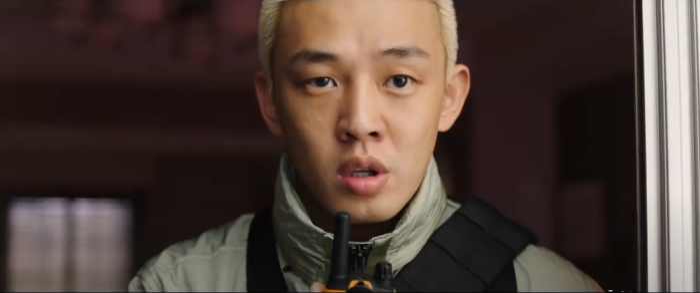 Trailer phim#ALIVE:Park Shin Hye và Yoo Ah In chiến đấu với lũ zombie cực ngầu ảnh 1