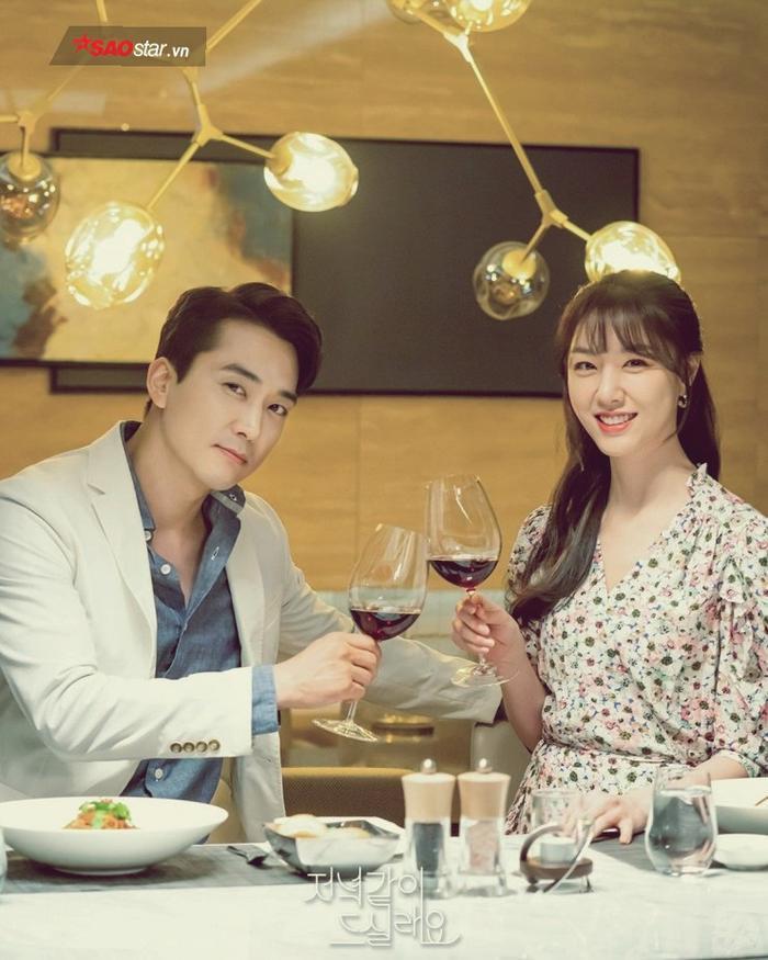 Phim của 'Chị đại Triều Tiên' Seo Ji Hye và Song Seung Heon khởi động với rating vững chắc – Phim của Jung Il Woo và Kang Ji Young đạt rating khá thấp