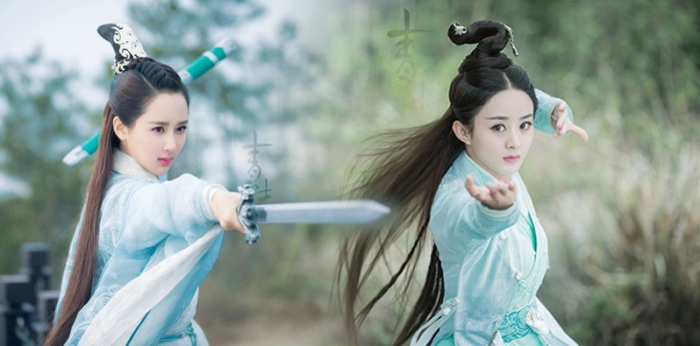 Fans Dương Tử và Triệu Lệ Dĩnh đại chiến vì vụ tranh giành đất diễn trong Tru tiên, ai còn nhớ Lục Tuyết Kỳ mất sổ gạo năm xưa? ảnh 5