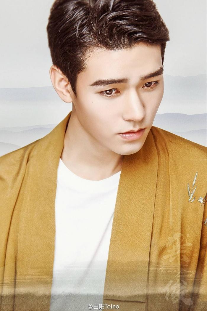 Cung Tuấn và Trương Triết Hạn đóng phim đam mỹ Thiên nhai khách của Priest ảnh 10