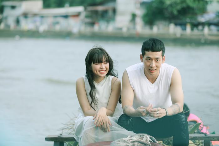Sau màn kết hợp với Jack, Trà Long Khánh Vân tiếp tục sánh đôi cùng Tuấn Trần trong dự án web-drama mới ảnh 5
