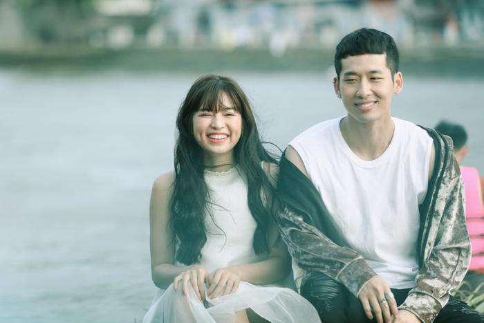 Sau màn kết hợp với Jack, 'Trà Long' Khánh Vân tiếp tục sánh đôi cùng Tuấn Trần trong dự án web-drama mới