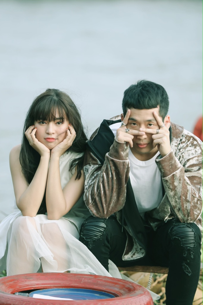 Sau màn kết hợp với Jack, Trà Long Khánh Vân tiếp tục sánh đôi cùng Tuấn Trần trong dự án web-drama mới ảnh 1