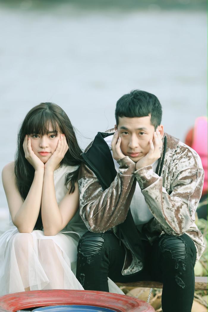 Sau màn kết hợp với Jack, Trà Long Khánh Vân tiếp tục sánh đôi cùng Tuấn Trần trong dự án web-drama mới ảnh 6