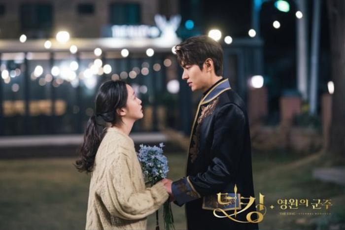 Lee Gon đã mở cửa vũ trụ đi tìm Jang Tae Eul