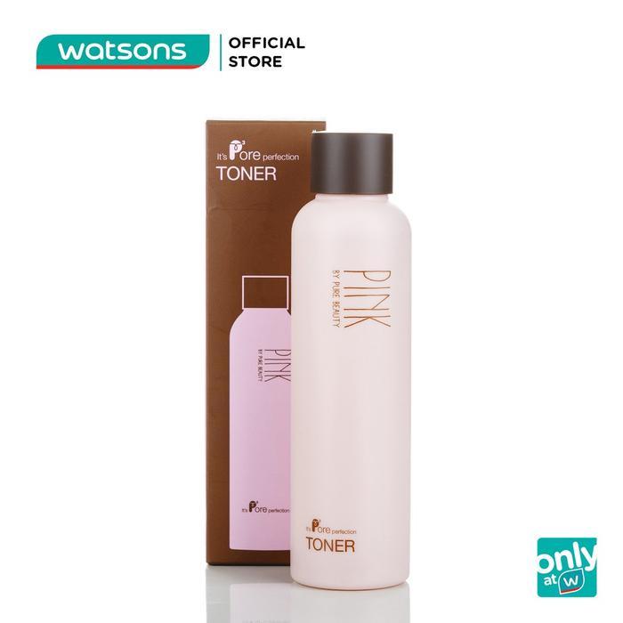 5 sản phẩm skincare xịn sò - Pink By Pure Beauty 250ml