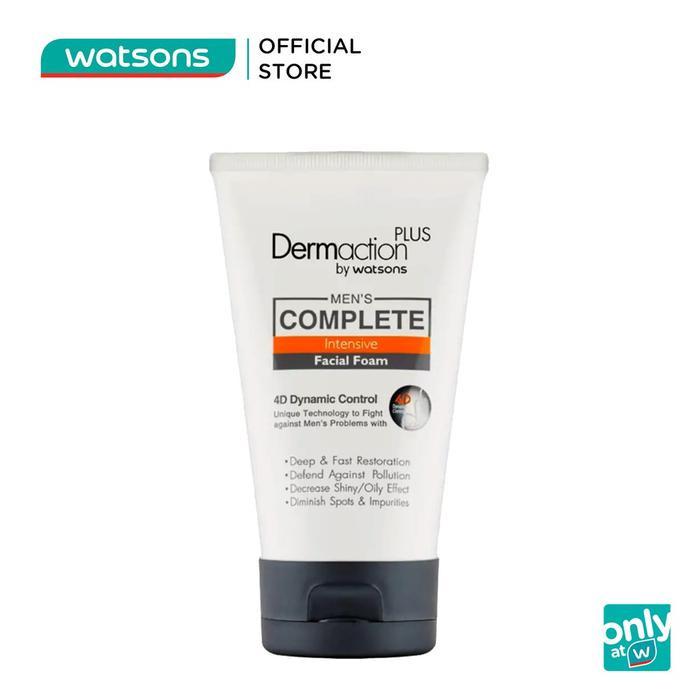 5 sản phẩm skincare xịn sò - Dermaction Plus By Watsons 100ml