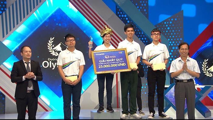 Lộ diện 3 thí sinh góp mặt ở chung kết Đường lên đỉnh Olympia năm thứ 20 ảnh 1
