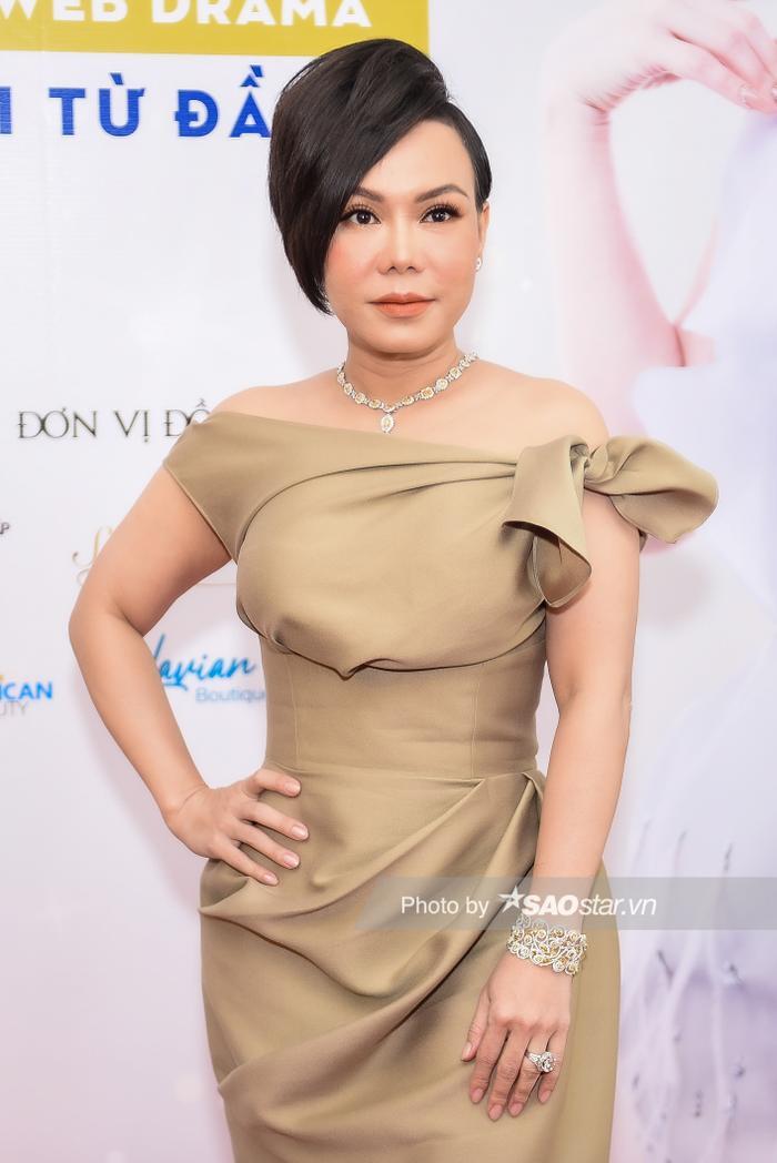 Họp báo web drama 'Yêu lại từ đầu': Việt Hương đọ sắc Lâm Khánh Chi, Huỳnh Lập tiết lộ cảnh cưỡng bức Khả Như