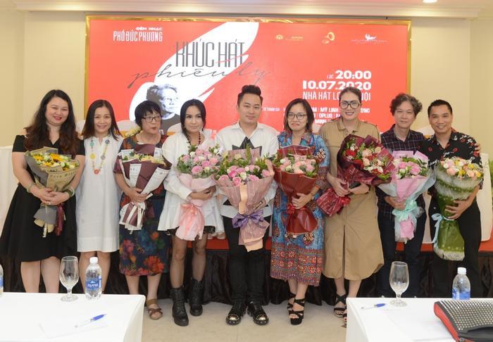 Thanh Lam, Mỹ Linh, Tùng Dương cùng gia đình tổ chức liveshow mừng nhạc sĩ Phó Đức Phương vượt qua cơn bạo bệnh Ảnh 9
