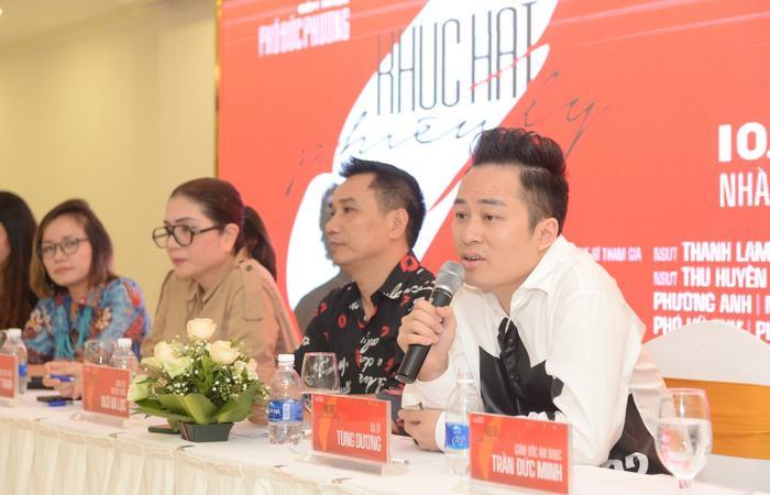 Thanh Lam, Mỹ Linh, Tùng Dương cùng gia đình tổ chức liveshow mừng nhạc sĩ Phó Đức Phương vượt qua cơn bạo bệnh Ảnh 4