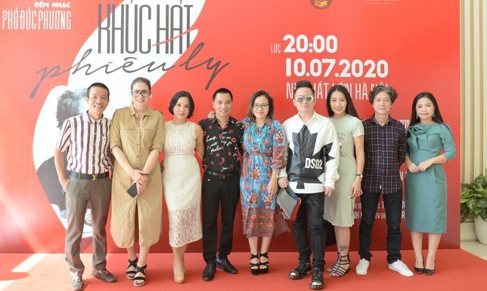 Thanh Lam, Mỹ Linh, Tùng Dương cùng gia đình tổ chức liveshow mừng nhạc sĩ Phó Đức Phương vượt qua cơn bạo bệnh Ảnh 3