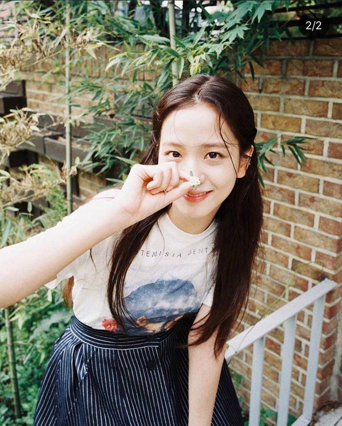 Jisoo (Blackpink) trở thành 'tình đầu', Knet: Phiên bản trẻ của Thang Duy, ghét YG và Jennie nhưng bảo vệ cô ấy Ảnh 12