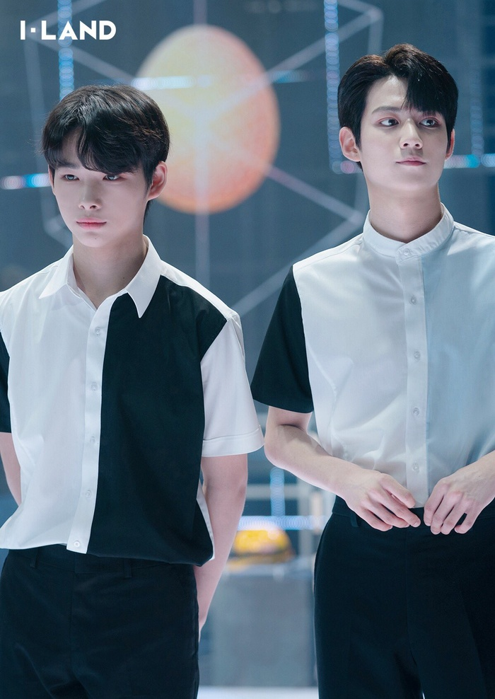 Dàn visual 'I-LAND' chẳng kém cạnh 'Produce X 101': Hưng Bin bị loạt mỹ nam áp đảo! Ảnh 21