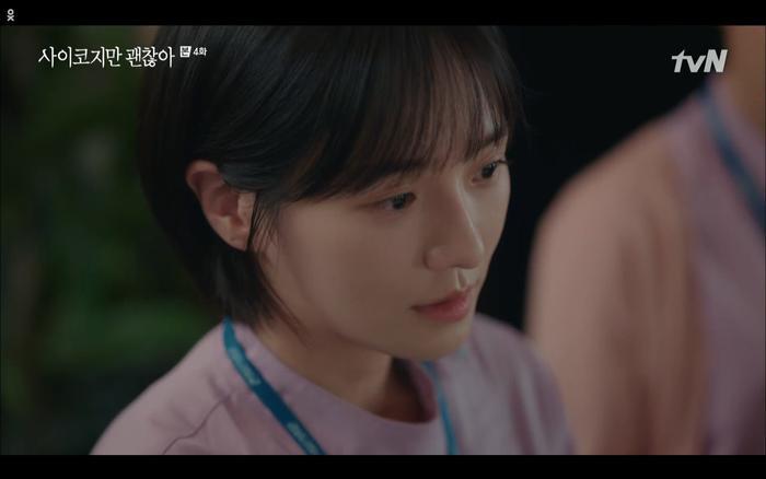'Điên thì có sao' tập 4: Giả vờ thất tình dưới mưa Seo Ye Ji thành công được Kim Soo Hyun ôm ấp? Ảnh 11
