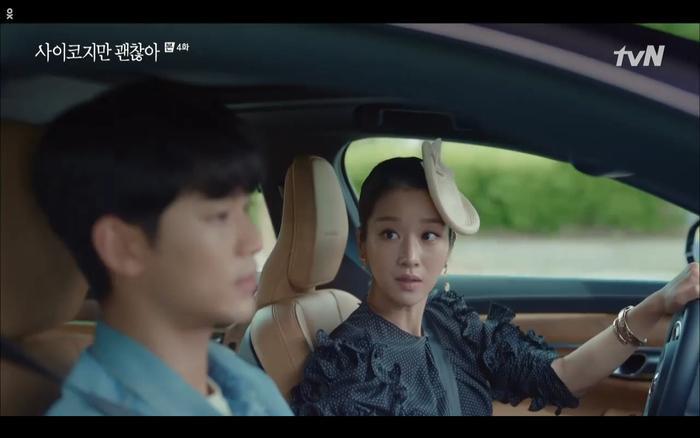 'Điên thì có sao' tập 4: Giả vờ thất tình dưới mưa Seo Ye Ji thành công được Kim Soo Hyun ôm ấp? Ảnh 12