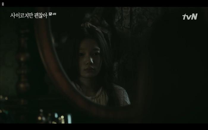 'Điên thì có sao' tập 4: Giả vờ thất tình dưới mưa Seo Ye Ji thành công được Kim Soo Hyun ôm ấp? Ảnh 18