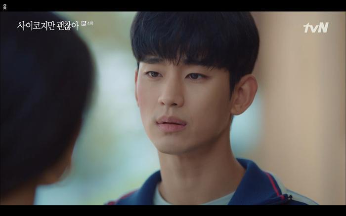 'Điên thì có sao' tập 4: Giả vờ thất tình dưới mưa Seo Ye Ji thành công được Kim Soo Hyun ôm ấp? Ảnh 21