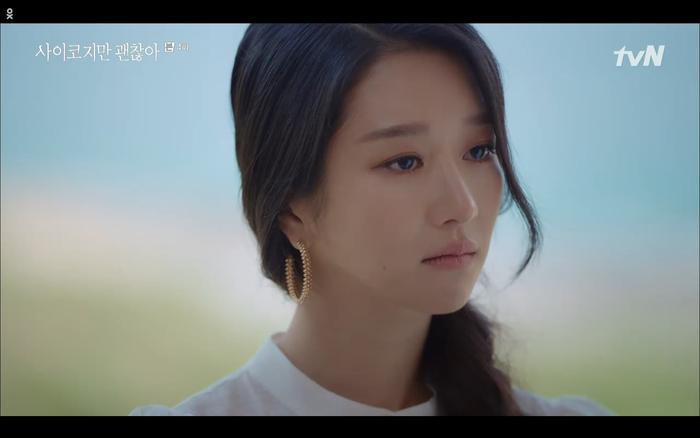 'Điên thì có sao' tập 4: Giả vờ thất tình dưới mưa Seo Ye Ji thành công được Kim Soo Hyun ôm ấp? Ảnh 23