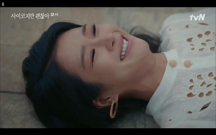 'Điên thì có sao' tập 4: Giả vờ thất tình dưới mưa Seo Ye Ji thành công được Kim Soo Hyun ôm ấp? Ảnh 28