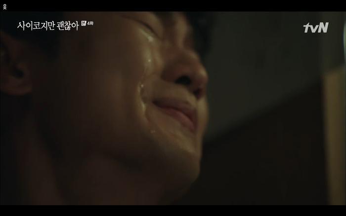 'Điên thì có sao' tập 4: Giả vờ thất tình dưới mưa Seo Ye Ji thành công được Kim Soo Hyun ôm ấp? Ảnh 34