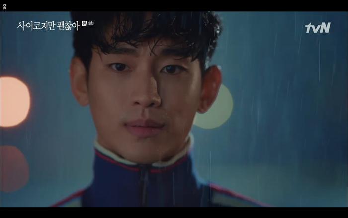 'Điên thì có sao' tập 4: Giả vờ thất tình dưới mưa Seo Ye Ji thành công được Kim Soo Hyun ôm ấp? Ảnh 37