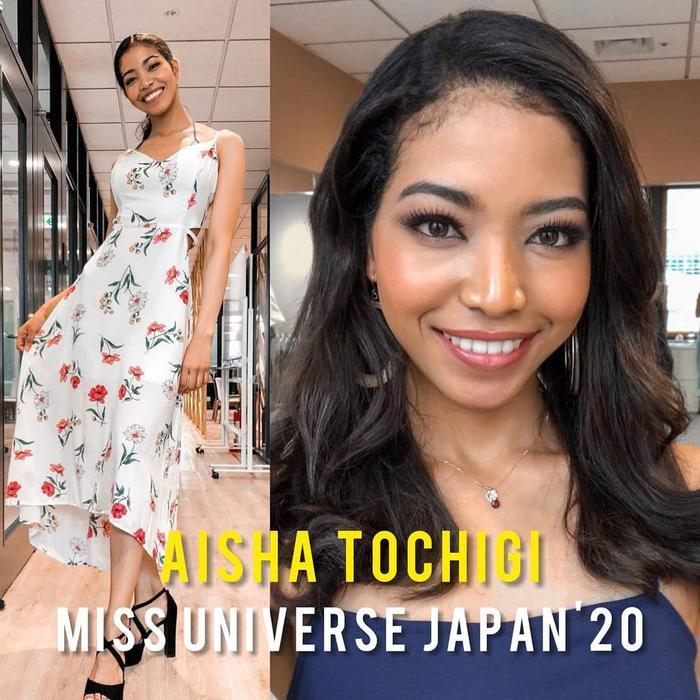 Đối thủ Khánh Vân: Miss Universe Nhật Bản 2020 bị chê 'kém sắc' nhưng body thừa sức hút nét đẹp chuẩn lai Ảnh 1