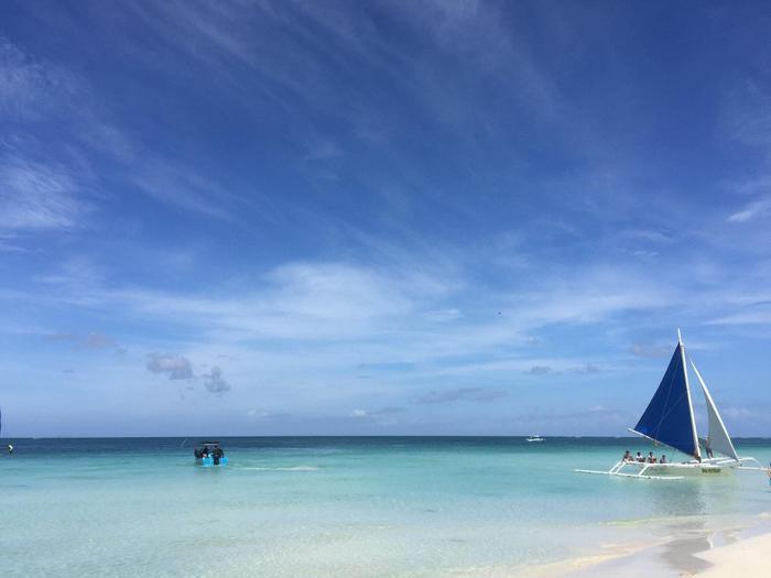 Từ bãi biển ngập ngụa rác, Boracay đã khiến nhiều người kinh ngạc vì sự thay đổi này Ảnh 8