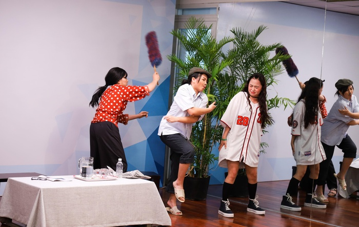 Khả Như nghiêm khắc, Minh Dự nhớ lại thuở mới vào nghề khi xem SGO48 diễn xuất