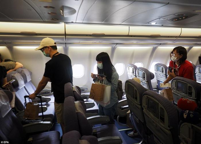 Dịch vụ 'bay giả' giải cơn khát du lịch cho hành khách Ảnh 3