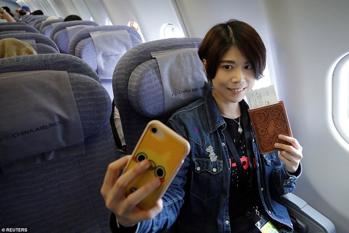Dịch vụ 'bay giả' giải cơn khát du lịch cho hành khách Ảnh 5