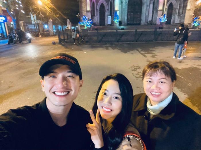 Giữa nghi vấn 'rạn nứt' tình cảm với Hồng Quế, Huỳnh Anh bất ngờ 'thả thính' Huỳnh Hồng Loan