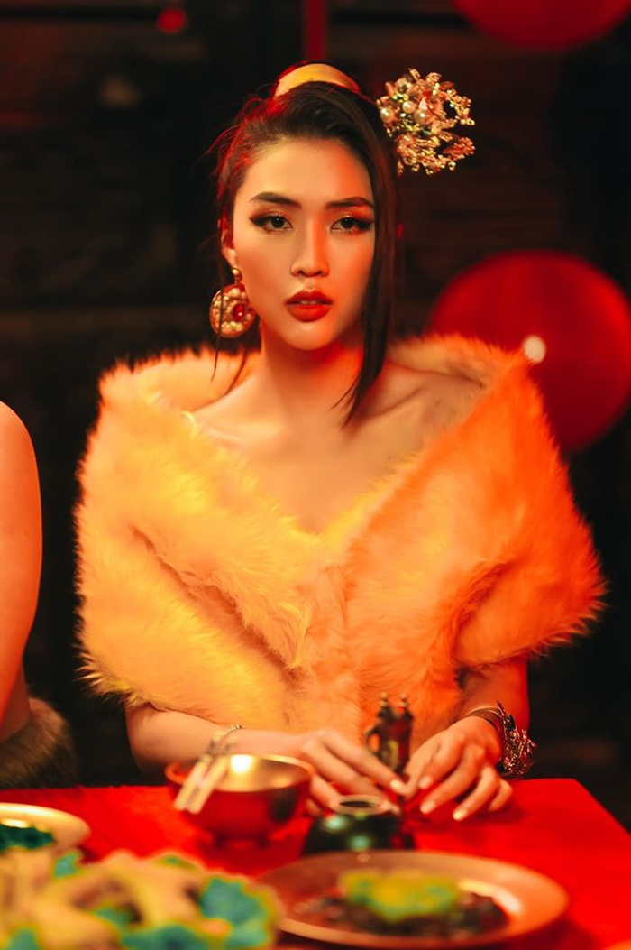 Tường Linh đáp trả gay gắt khi nói rằng 'đu bám' K-ICM để nổi tiếng
