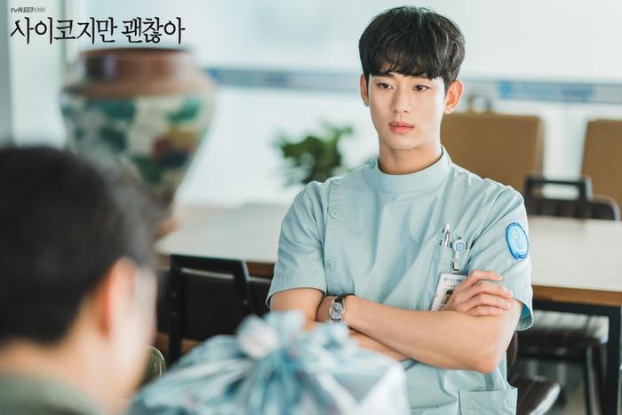 Lee Hong Ki gửi quà ủng hộ Kim Soo Hyun và phim 'Điên thì có sao' Ảnh 6