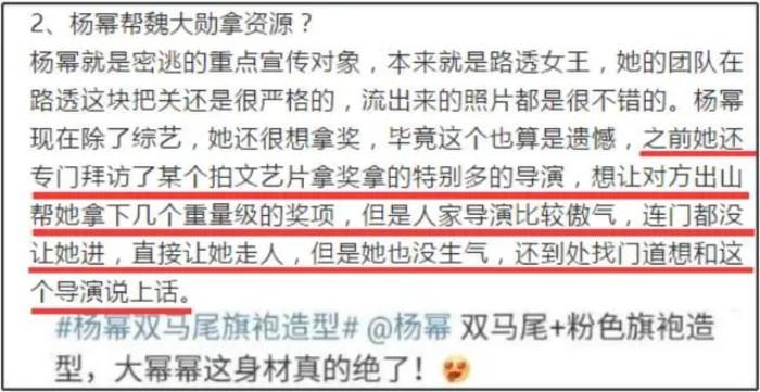 Dương Mịch tìm đạo diễn lớn mong hợp tác nhưng lại bị đuổi ngay trước cổng nhà? Ảnh 3